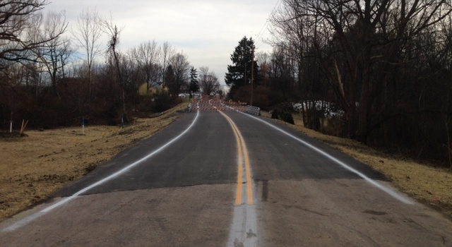 Erie County Department of Public Works - South Abbott Road Bridge Replacement