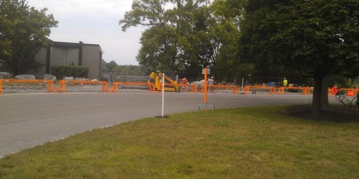 New York Power Authority - Power Vista Sidewalk Replacement